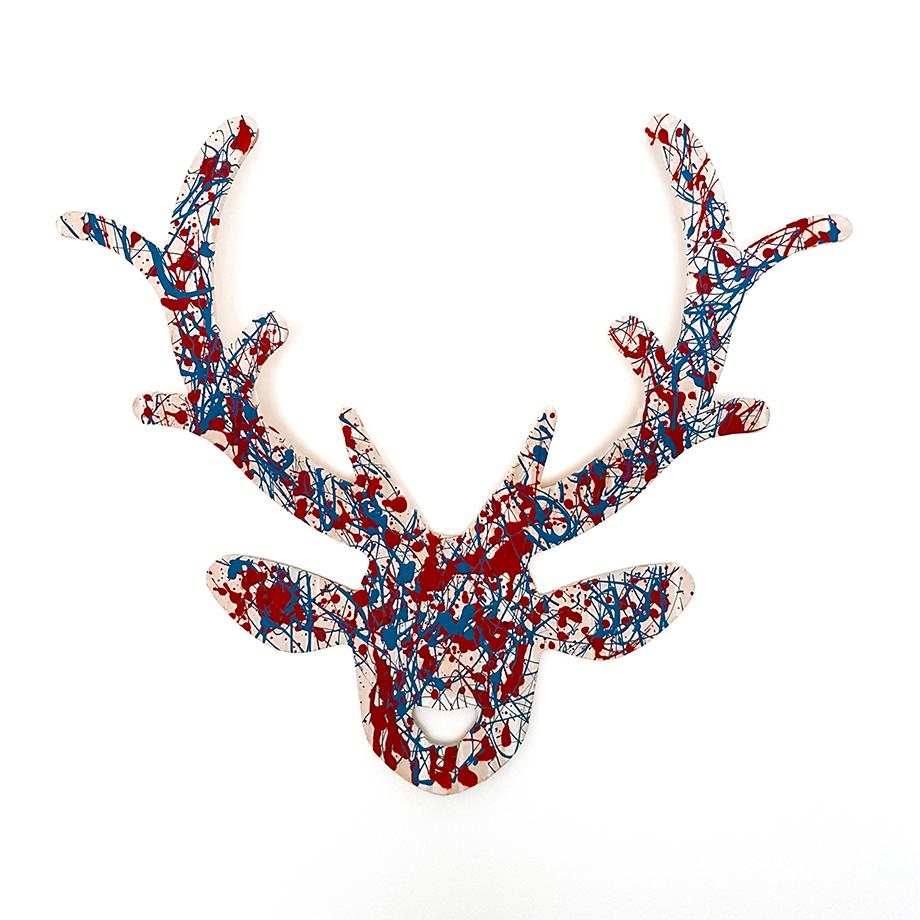 Rudolph façon Pollock