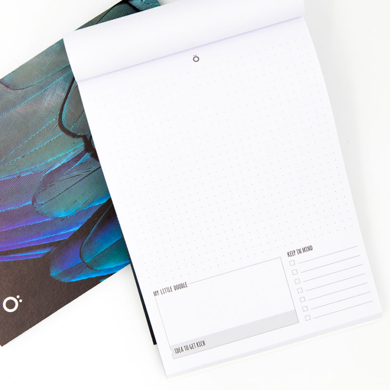 Carnet de note Bullet Journal